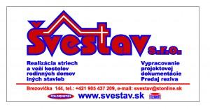 Švestav - Vizitka