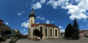 Konkatedrála (Dóm) sv. Mikuláša v Prešove