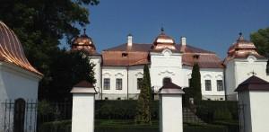 Misijný dom Verbistov - Vidiná