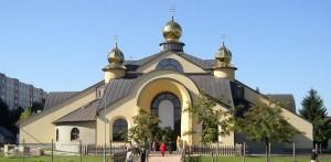 Greckokatolícky kostol v Poprade