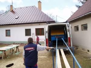 Rekonštrukcia strechy fary - Rožkovany