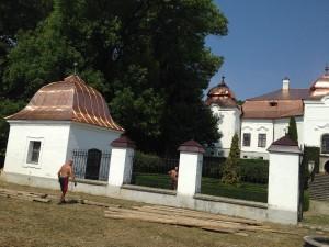 Rekonštrukcia Misijného domu Verbistov - Vidiná
