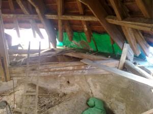 Rekonštrukcia strechy kostola - Nové Mesto nad Váhom