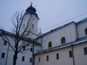 Rekonštrukcia strechy kostola - Levoča - Minoriti