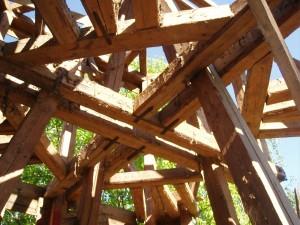 Rekonštrukcia veže kostola - Pozdišovce