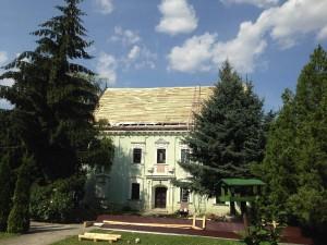 Rekonštrukcia strechy kostola ECAV - Šamorín