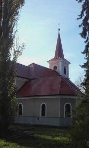 Rekonštrukcia strechy a veže kostola – Vinodol