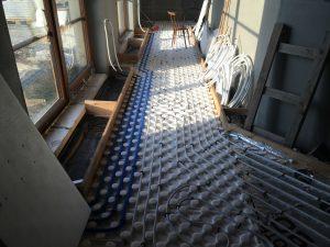 Výstavba rodinného domu Vyšný Slavkov 2017
